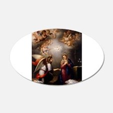 Bartolome Esteban Murillo - The Annunciation - C W