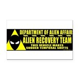 Alien Car Magnets