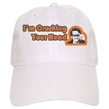 Crushing Your Head Baseball Cap