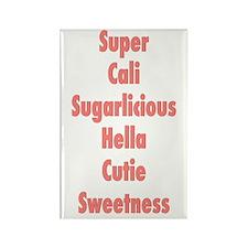 Sugarlicious Magnets