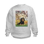 Spring & Cavalier (BT) Kids Sweatshirt