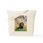 Spring & Cavalier (BT) Tote Bag