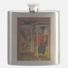 Ferrer Bassa - The Annunciation - Circa 1346 - Fre