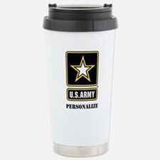 Personalize US Army Travel Mug