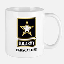 Personalize US Army Mugs