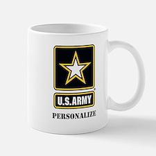 Personalize US Army Mugs