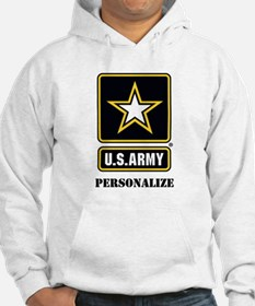 Personalize US Army Hoodie