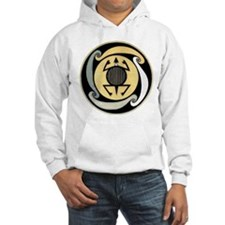MIMBRES WATER TURTLE BOWL DESIGN Hoodie