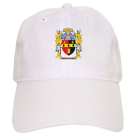 Broersma Coat of Arms - Family Crest Cap