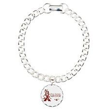 Brain Aneurysm Survivor Bracelet