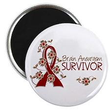 Brain Aneurysm Survivor 3 Magnet