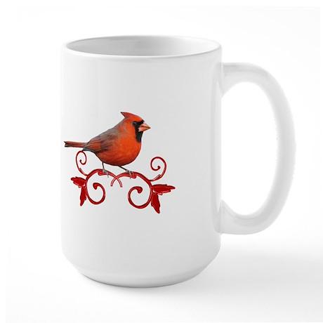 Beautiful Cardinal Mug By Funcritters