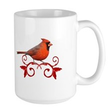 Beautiful Cardinal Mug