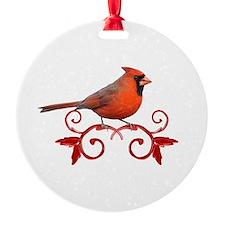 Beautiful Cardinal Ornament