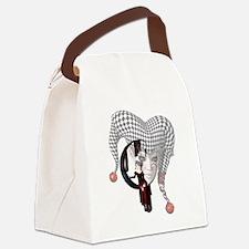 Joker Canvas Lunch Bag