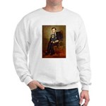 Lincoln & his Cavalier (BT) Sweatshirt