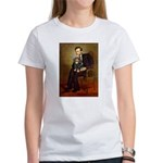 Lincoln & his Cavalier (BT) Women's T-Shirt