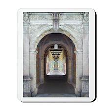 Corridor of Pillars Mousepad
