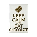 Keep calm and eat chocolate 10 Pack