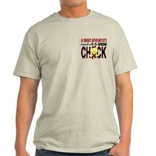 Brain Aneurysm Wrong Chick 1 T-Shirt