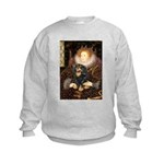 Queen & Cavalier (BT) Kids Sweatshirt