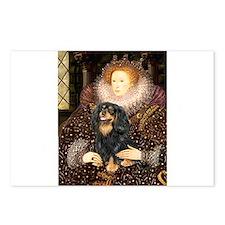 Queen & Cavalier (BT) Postcards (Package of 8)