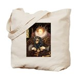 Queen & Cavalier (BT) Tote Bag