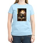 Queen & Cavalier (BT) Women's Light T-Shirt