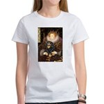 Queen & Cavalier (BT) Women's T-Shirt