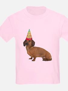 Smooth Red Dachshund T-Shirt