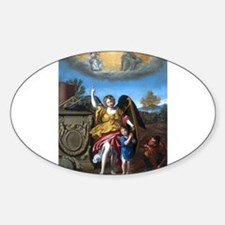 Domenichino - Guardian Angel - 1615 Decal