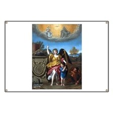 Domenichino - Guardian Angel - 1615 Banner