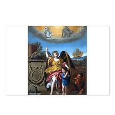 Domenichino - Guardian Angel - 1615 Postcards (Pac