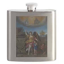 Domenichino - Guardian Angel - 1615 Flask