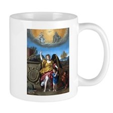 Domenichino - Guardian Angel - 1615 Mugs