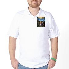 Domenichino - Guardian Angel - 1615 T-Shirt