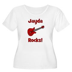 Guitar - Jayda Rocks! T-Shirt
