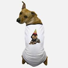 Wirehaired Dachshund Birthday Dog T-Shirt