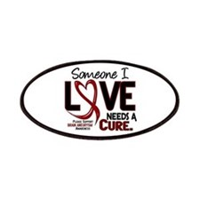 Brain Aneurysm Needs a Cure 2 Patches