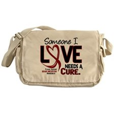 Brain Aneurysm Needs a Cure 2 Messenger Bag