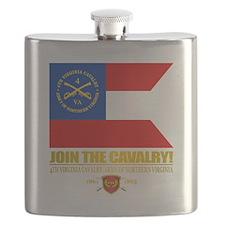 JTC (4th Virginia Cavalry) Flask