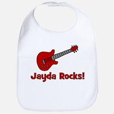Guitar - Jayda Rocks! Bib