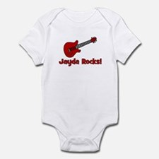 Guitar - Jayda Rocks! Infant Bodysuit