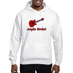 Guitar - Jayda Rocks! Hoodie