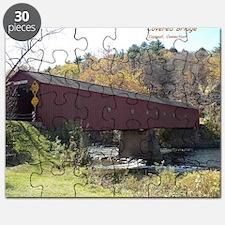 Cornwall Covered Bridge Puzzle