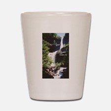 Kaaterskill Falls Shot Glass