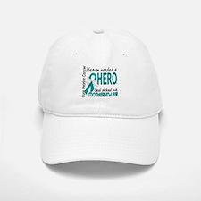 Ovarian Cancer Heaven Needed Hero 1.1 Cap