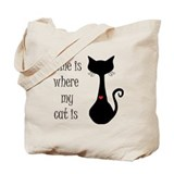 Cat lover Totes & Shopping Bags