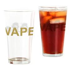 Vaper Drinking Glass