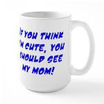 Cute Large Mug